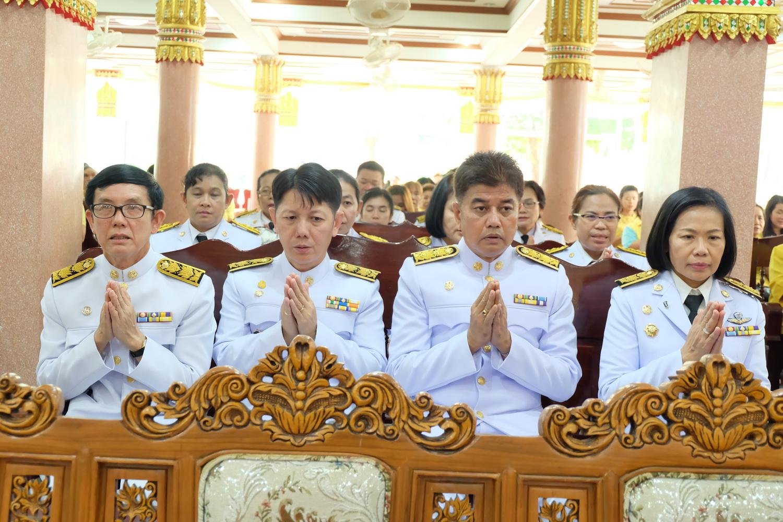 พิธีทำบุญอุทิศถวายในหลวง ร.๙, ในหลวง, ในหลวง ร.๙, ในหลวง ร.9, สำนักงานเขตบางซื่อ, วัดมัชฌันติการาม, ทำบุญอุทิศถวาย, ผู้อำนวยการ, ผู้อำนวยการโรงเรียนวัดมัชฌันติการาม, ผู้อำนวยการโรงเรียนวัดเลียบราษบำรุง, ผู้อำนวยการโรงเรียนวัดเสาหิน, ข้าราชการ